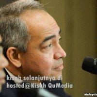 Foto Detik Terakhir Najib Muhyiddin Tinggal Kenangan