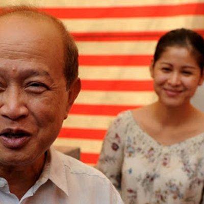 Foto Ngeri Isteri Putera Kemboja Maut Kemalangan