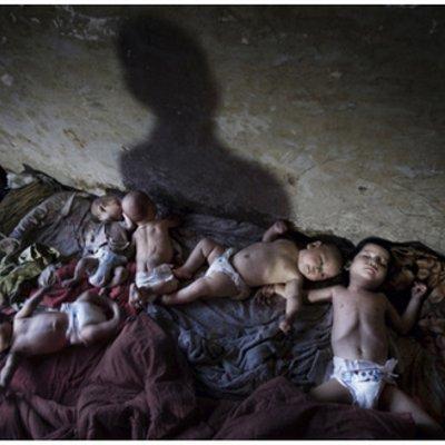Foto Sedih Rumah Anak Buangan Di China
