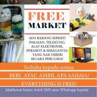 Free Market Melaka Ramadan