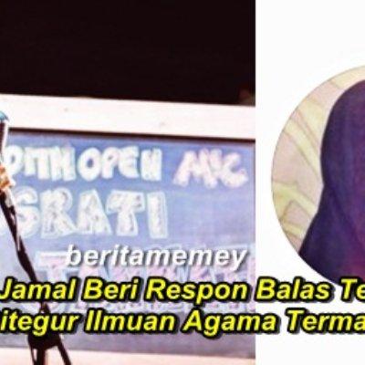 Fynn Jamal Beri Respon Balas Setelah Dihentam Netizen Ditegur Ilmuan Agama Termasuk Mufti
