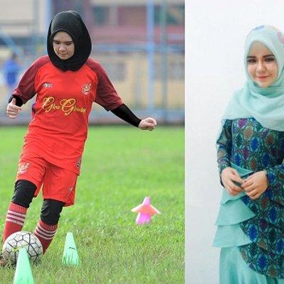 Gadis Kelantan Cantik Ini Pemain Bola Sepak Berbisa Tengok Gambar Selanjutnya Buat Anda Cair