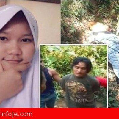 Gadis Sunti 14 Tahun Di Projek Abang Kandung Sendiri Sebelum Di Bunuh