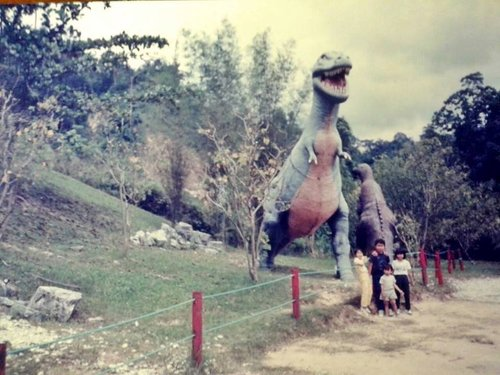 Gambar Amp Video Kisah Tragedi Taman Tema Pertama Malaysia Yang Telah Ditinggal Lebih 20 Tahun