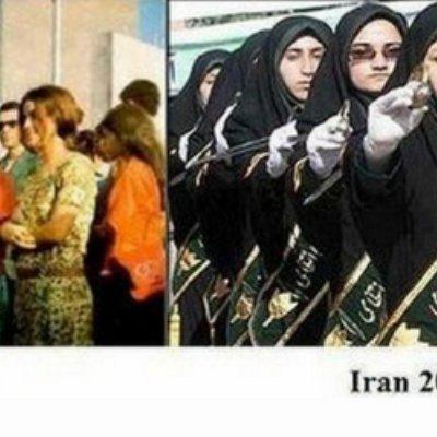 Gambar Fesyen Di Majalah Iran Tahun 70an Yang Pasti Buat Anda Terkejut