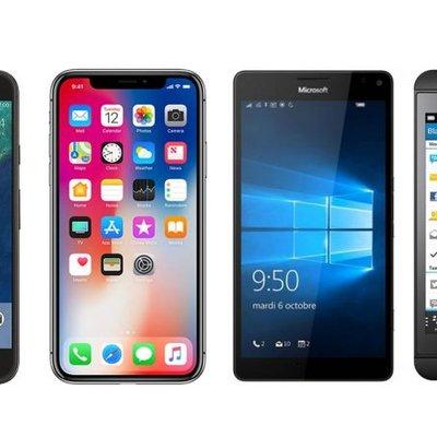 Gartner 85 9 Telefon Pintar Yang Dijual Sepanjang 2017 Menggunakan Android
