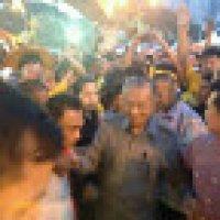 Gempar Mahathir Hadiri Demonstrasi Bersih 4 0 Di Kuala Lumpur