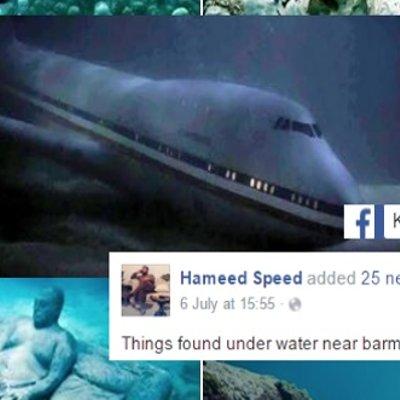 Gempar Penemuan Aneh Dijumpai Dalam Air Laut Di Segi Tiga Bermuda Hameed Speed