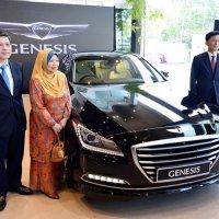 Genesis Bawa Hyundai Ke Kelas Premium Harga Dari Rm388 921