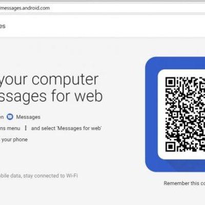 Google Mula Memperkenalkan Android Messages Pada Web