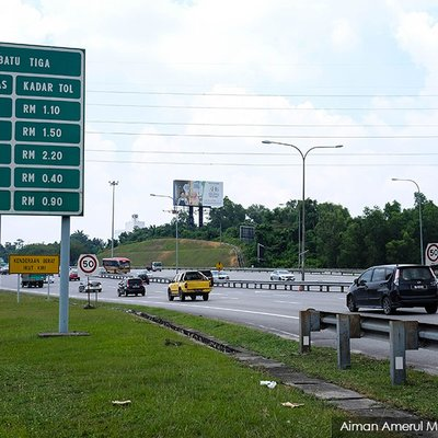Gov T To Reimburse Two Highway Concessionaires For Toll Abolishment