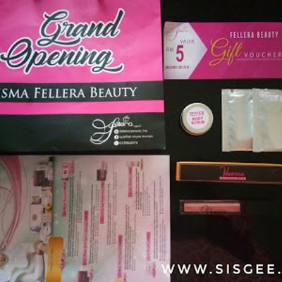 Grand Opening Wisma Fellera Beauty