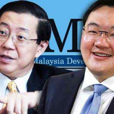 Guan Eng Gesa Kerajaan Batal Pasport Jho Low Untuk Selesai Skandal 1mdb