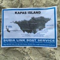 Half Day At Pulau Kapas