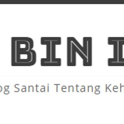 Hanif Idrus Blog Akan Bertukar Niche Lebih Serius