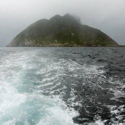 Hanya Lelaki Sahaja Dibenarkan Ke Pulau Okinoshima Di Jepun