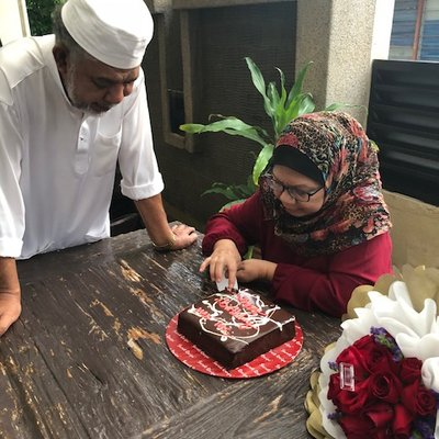 Happy Birthday Bunda