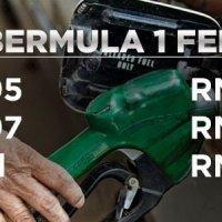 Harga Petrol Diesel Turun Untuk September 2015