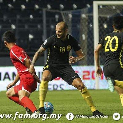 Harimau Malaya Mudah Dijinakkan Pasukan Korea Utara Tewas 4 1 Peluang Tipis Ke Piala Asia 2019