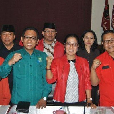 Hasil Rapat Gabungan Ketua Tim Pemenangan Gus Ipul Anas Dari Pkb