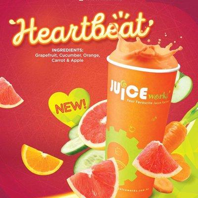 Heartbeat Dari Juiceworks Untuk World Heart Day