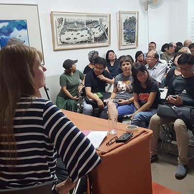 High Price Of Free Speech Sarawak Report Book Tour Goes To Singapore