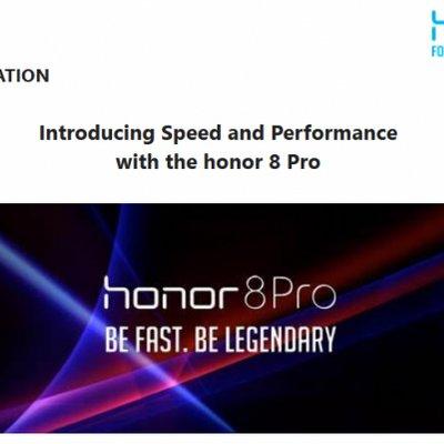 Honor 8 Pro Kini Ditawarkan Pada Harga Rm1799