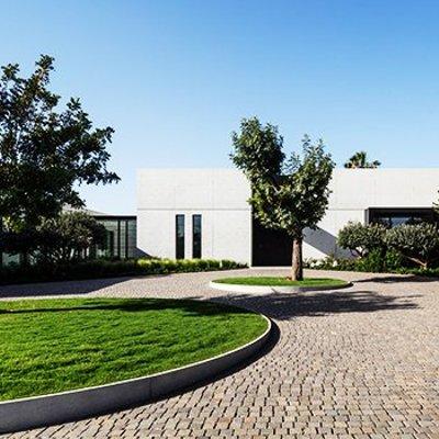 House 7 By Studio De Lange In Rishpon Israel