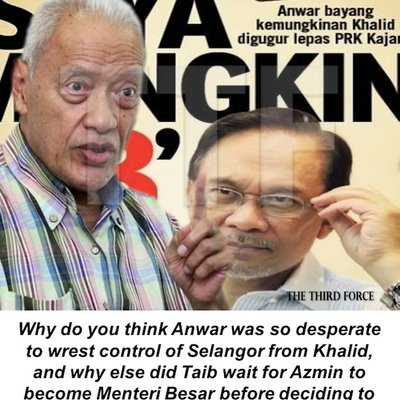How Mahathir Raped The Selangor Water Industry