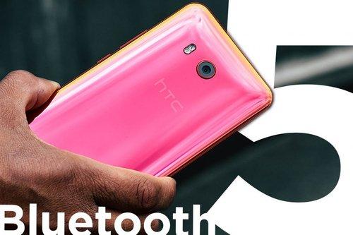 Htc U11 Akan Menyokong Bluetooth 5 Melalui Kemaskini Android O