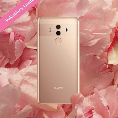 Huawei Mate 10 Pro Dengan Pilihan Warna Emas Jambu Akan Ditawar Bermula 8 Februari