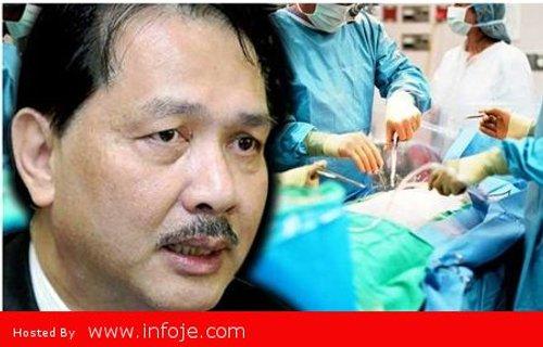 Hudud Kementerian Kesihatan Takkan Benarkan Doktor Potong Tangan Pencuri