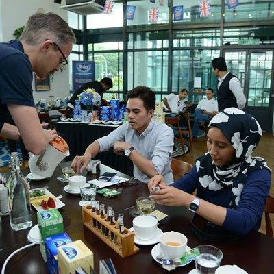 I Learned How To Make Perfect Tea From Tetley Tea Master Sebastian Michaelis