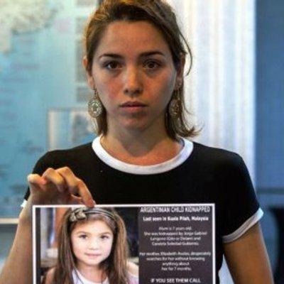 Ibu Argentina Cari Putrinya Diculik Sampai Ke Malaysia Diduga Anaknya Ada Di Jakarta