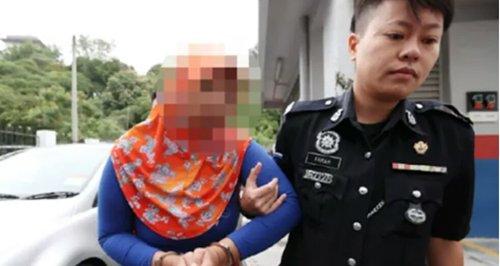 Ibu Lacurkan Anak Polis Kenal Pasti Tempat Sembunyi Suspek Utama