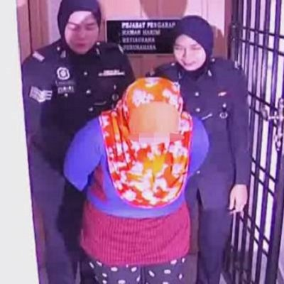 Ibu Tunggal Lacur Dua Anak Dengan Warga Asing Ambil Bayaran Serendah Rm50