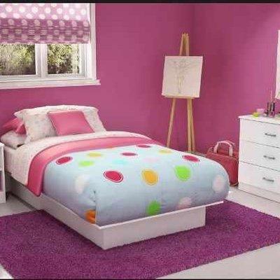 Idea Dekorasi Bilik Tidur Anak Remaja