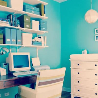 Idea Warna Biru Untuk Bilik Tidur