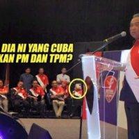 Identiti Pengkhianat Dalam Umno Kini Terbongkar