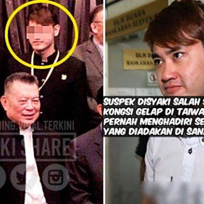 Identiti Sebenar Datuk Seri Pukul Anggota Rela Terbongkar Yang Amat Mengejutkan Netizen