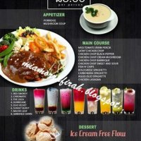 Iftar With Bestie And Dikdik Click Town Bukit Jambul