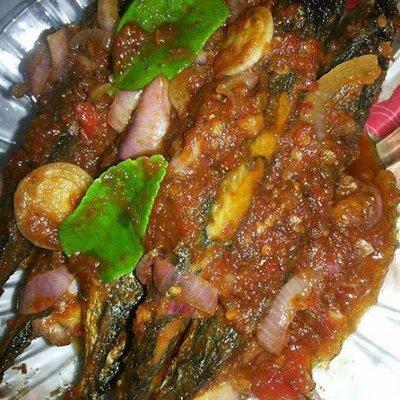 Ikan Masak Ala Thai Sedap