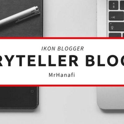 Ikon Blogger Ep03 Storyteller Blogger Mrhanafi