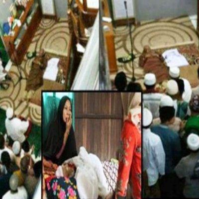 Imam Meninggal Dunia Dalam Sujud Selepas Membaca Surah Ini Maksud Ayat Tu Buat Jemaah Terkejut