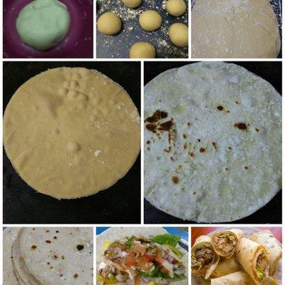 Inginkan Sarapan Ringkas Tapi Berkhasiat Ini Cara Cara Buat Roti Tortilla Mudah Untuk Anak Anak