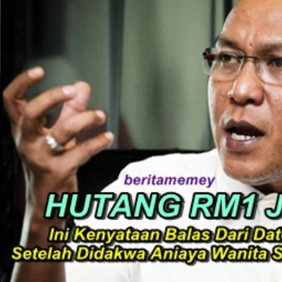 Ini Kenyataan Balas Dari Dato Hattan Setelah Didakwa Tipu Aniaya Wanita Sampai Muflis