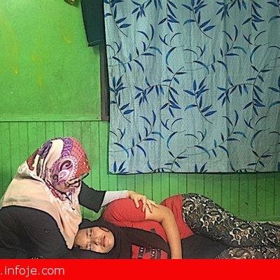 Ini Punca Seramai 60 Penduduk Buat Rondaan Dan Kawalan Di Sekeliling Rumah Seorang Remaja Malam Tadi