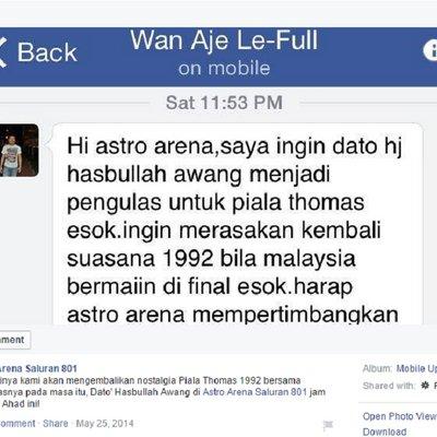 Ini Ucapan Khas The Rock Untuk Peminat Di Indonesia Dan Malaysia