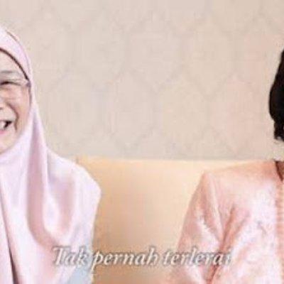 Inilah Kisah Siti Hasmah Jadi Penyatu Jodoh Anwar Dan Azizah Yang Ramai Tak Tahu