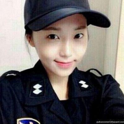Inilah Polis Di Korea Paling Cantik
